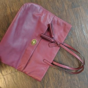 Pink Large Coach Purse